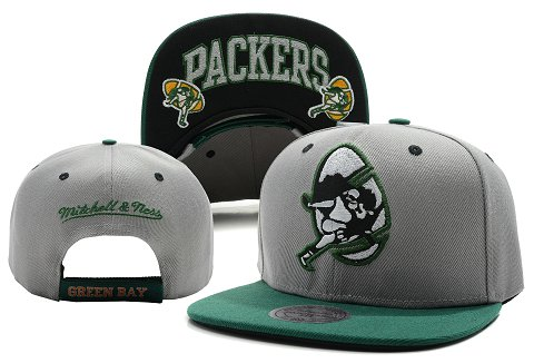 Green Bay Packers NFL Snapback Hat XDF165